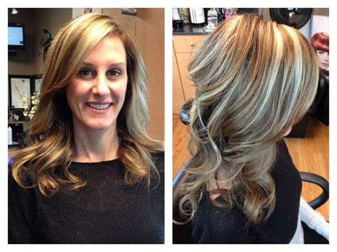 idears for brown hair with blond highlights light brown hair with blonde highlights hair by melissa