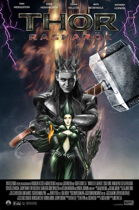 film thor 2017 sub indo loki spoof poster thor ragnarok will be released