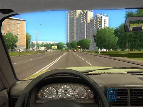lada cinese volante city car driving