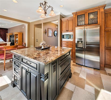 kitchen design new jersey traditional wood cabinets matawan new jersey by design