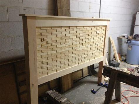 Wooden Headboard Building Plans