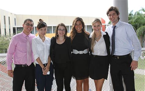 Fiu Corporate Mba Program Reviews by Mib Students Tap Into The Power Of Research To Solve