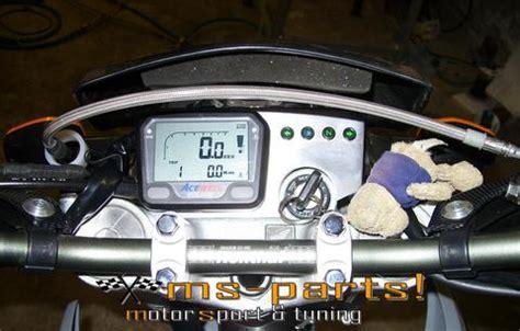 Leichtes Tourenmotorrad by Wer Hat Den Sch 246 Nsten Honda Fmx Digitaltacho Ms