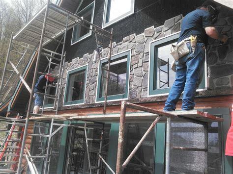 Kitchen Renovations cultured stone amp windows binghamton ny snow s building
