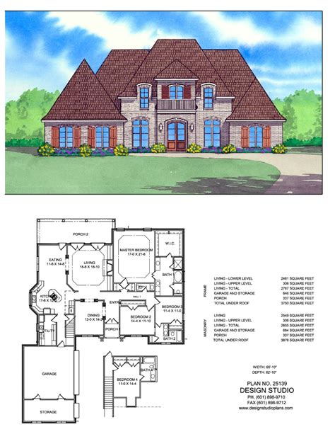 home design studio ridgeland ms plan 25139 design studio