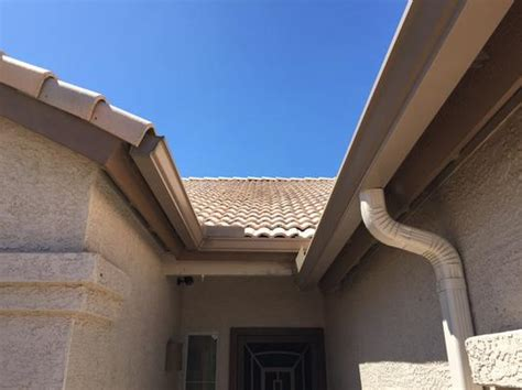 seamless gutter installation reviews pg 3 the home depot