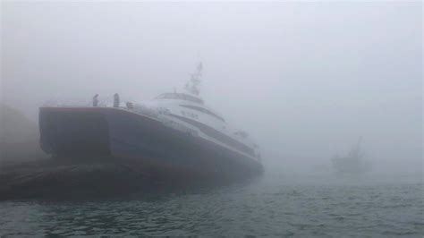 boat rock guard saskatoon all 163 people rescued after south korean ferry hits rock