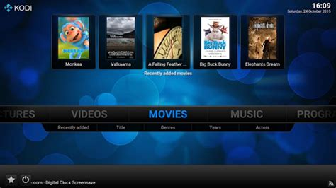 film streaming on kodi 10 best media center apps for android android authority