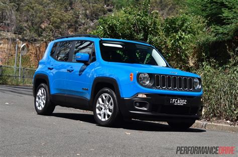2016 Jeep Renegade by 2016 Jeep Renegade Longitude Review Performancedrive