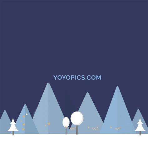 merry christmas animation gif  snow santa  reindeer yoyo pics