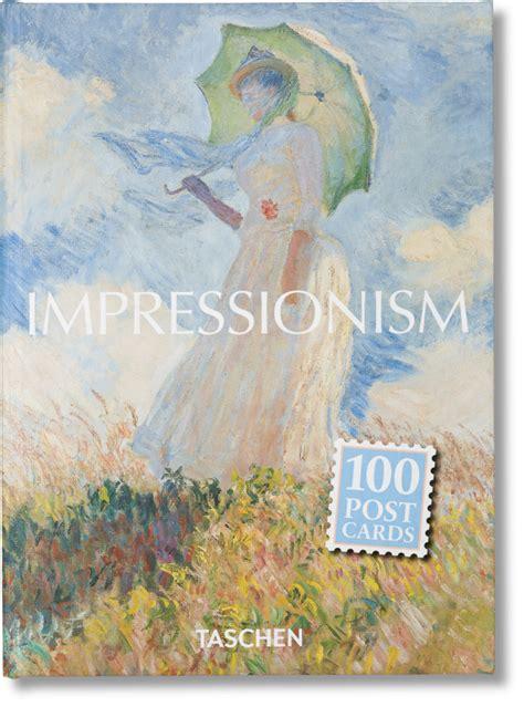 monet taschen basic art 382289317x impressionism postcard set taschen books