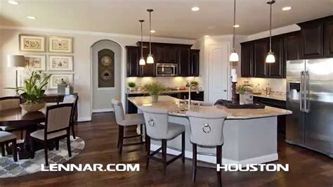 model home decorating ideas youtube your home everything s included lennar houston youtube