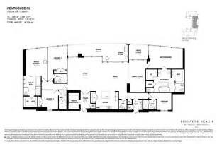 Condominium Floor Plans by Biscayne Beach Condo Floor Plans Biscayne Beach Luxury
