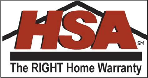 hsa home warranty offers comprehensive coverage in san