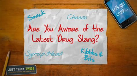 rug slang slang code names for substance abuse don t be in the