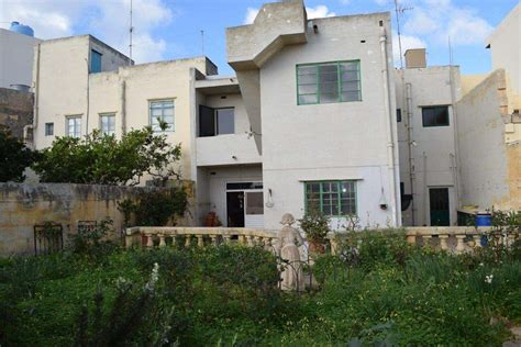 garage rabat town house in rabat malta for sale large unconverted