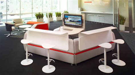 Collaborative Work Space media scape lounge seating amp office furnishings steelcase