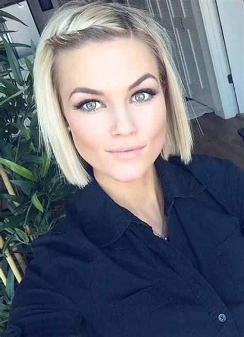 short hairstyles  women  thin hair hairslondon