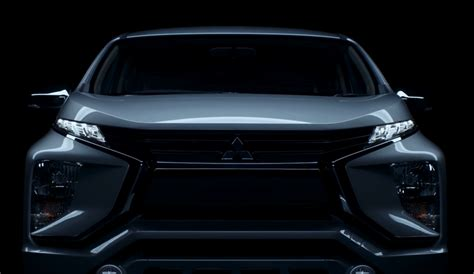 All New Mitsubishi Xpander the all new mitsubishi xpander styling mitsubishi