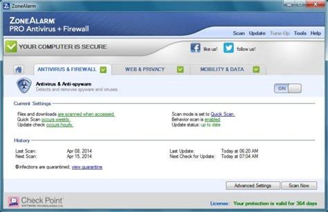 zonealarm antivirus full version free download zonealarm pro firewall 12 0 104 000 full with key karanpc