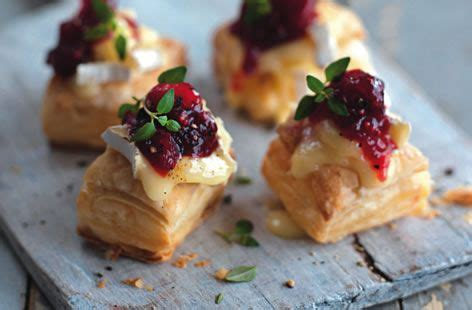 puff pastry canape ideas winter wedding offers at ufton court welcome to ufton