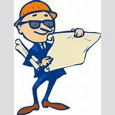 Engineer With Plans Clip Art at Clker.com - vector clip art online ...
