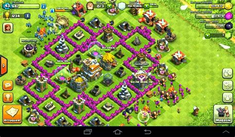 clash of clans layout free download clash of clans v6 108 5 android free download android