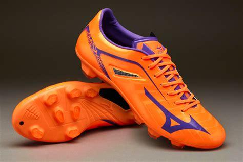 Sepatu Bola Mizuno Basara 103 sepatu bola mizuno basara 001 fg neon orange pansy