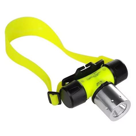 Diving Headl Led Cree 1200 lm scuba diving headl cree xm l t6 led underwater