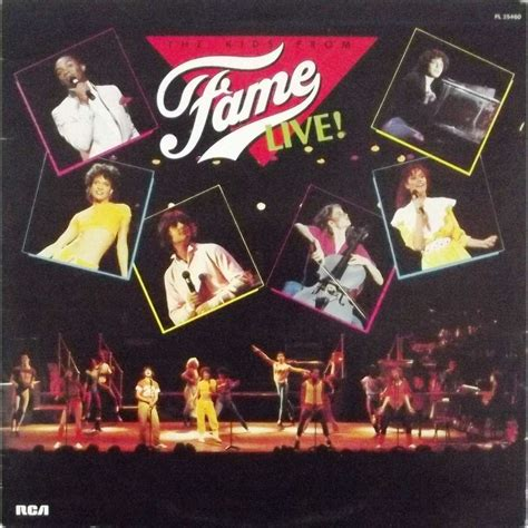 kids from fame media kids from fame live 2015 full album the kids from fame fame live bof soundtrack by the