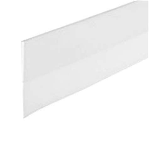king e o 1 1 2 in x 36 in white self stick door