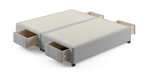 King Size Bed Frame Base King Size Upholstered Bed Frame Base With Drawers Cloud