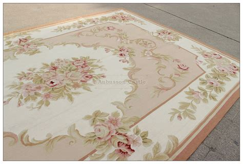 pink aubusson rugs shabby chic aubusson rug light pink ivory subtle pastel roses wow