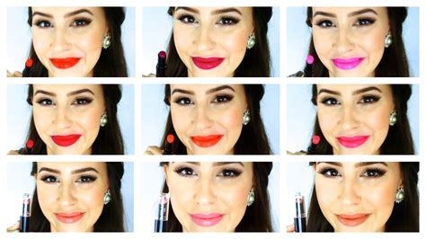 N Megalast Lip Color E919b V It Up n megalast lipstick 16 lip swatches