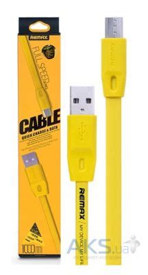 Remax Rc 001i Speed Micro Usb Cable 2m For Android Micro Usb купить кабель usb remax speed cable micro usb yellow