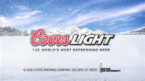coors light cold hard coors light cold activated can youtube
