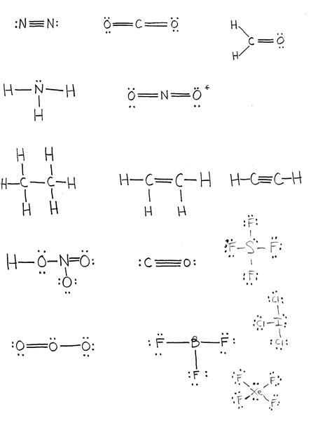 Drawing Lewis Structures by Chem111 Suny Oneonta Vining