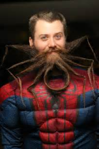 amazing spider man beard costume craze blog
