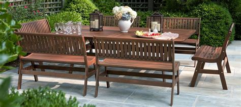 statueque wood patio furniture 2016