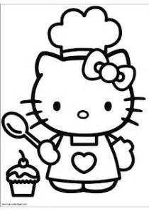 Coloriage Hello Kitty Mimi