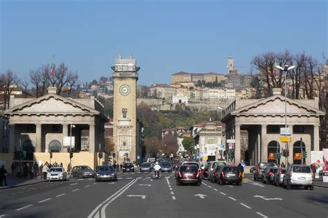 And The City The by Gates Of The City Of Bergamo Italy Wallpapers And Images