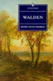 walden book loan walden with ralph waldo emerson s essay on thoreau open