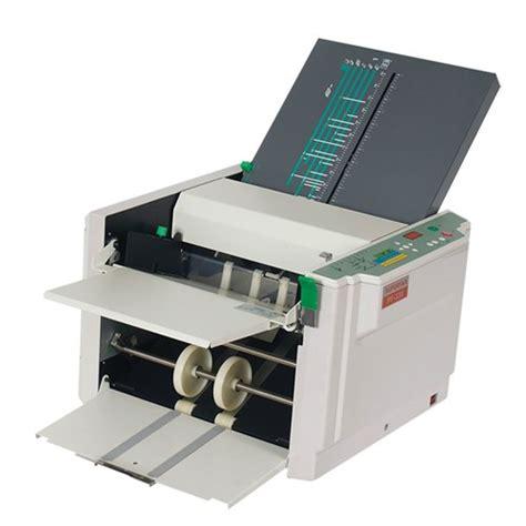 A4 Paper Folding Machine - zphmpf340 superfax a3 folding machine with auto fold