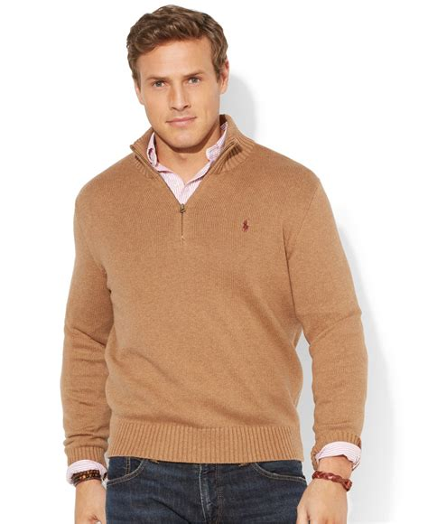 Polo Sweater polo sweater half zip sweater tunic