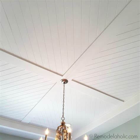 funky ceiling designs planked walls style and plank ceiling friday favorites all about the simple details
