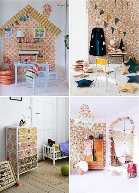 wallpaper for kid room vintage wallpaper in rooms room to bloom