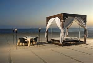 Bed On A Beach The Divine Dish