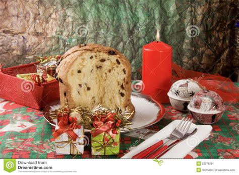 panettone italian xmas cake stock image image 22276281