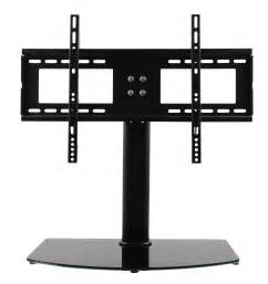Tv Pedestal Base Universal Tv Stand Base Wall Mount For 37 Quot 55 Quot Flat