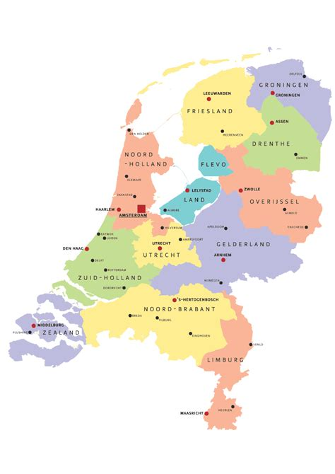 netherlands map provinces opinions on provinces of the netherlands